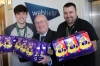 Webhelp Greenock- huge donation of Easter Eggs